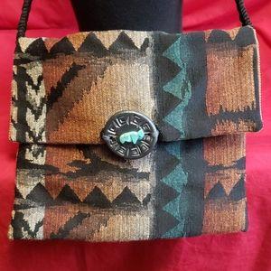 Aztec/Native boho bag